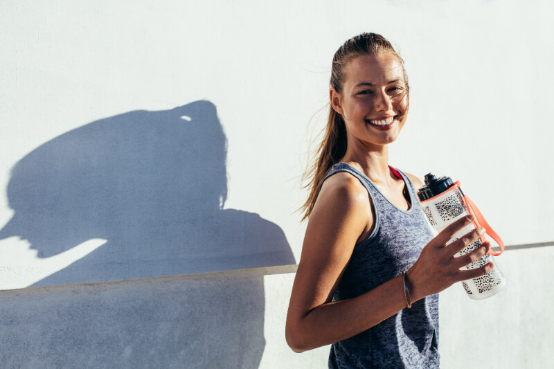 Hydration Tips while working out