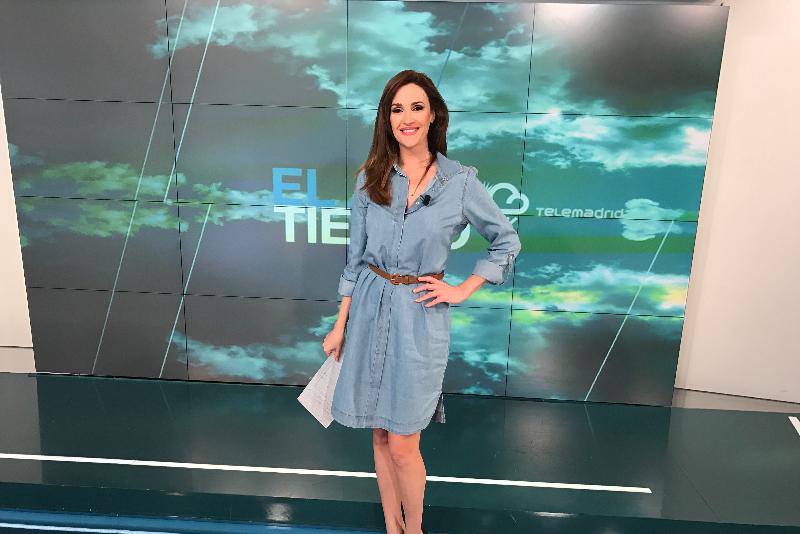 Ainhoa González telemadrid