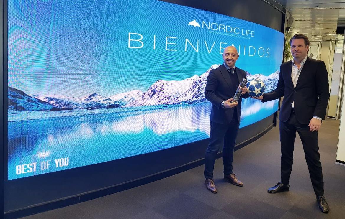 acuerdo colaboración nordic life best of you