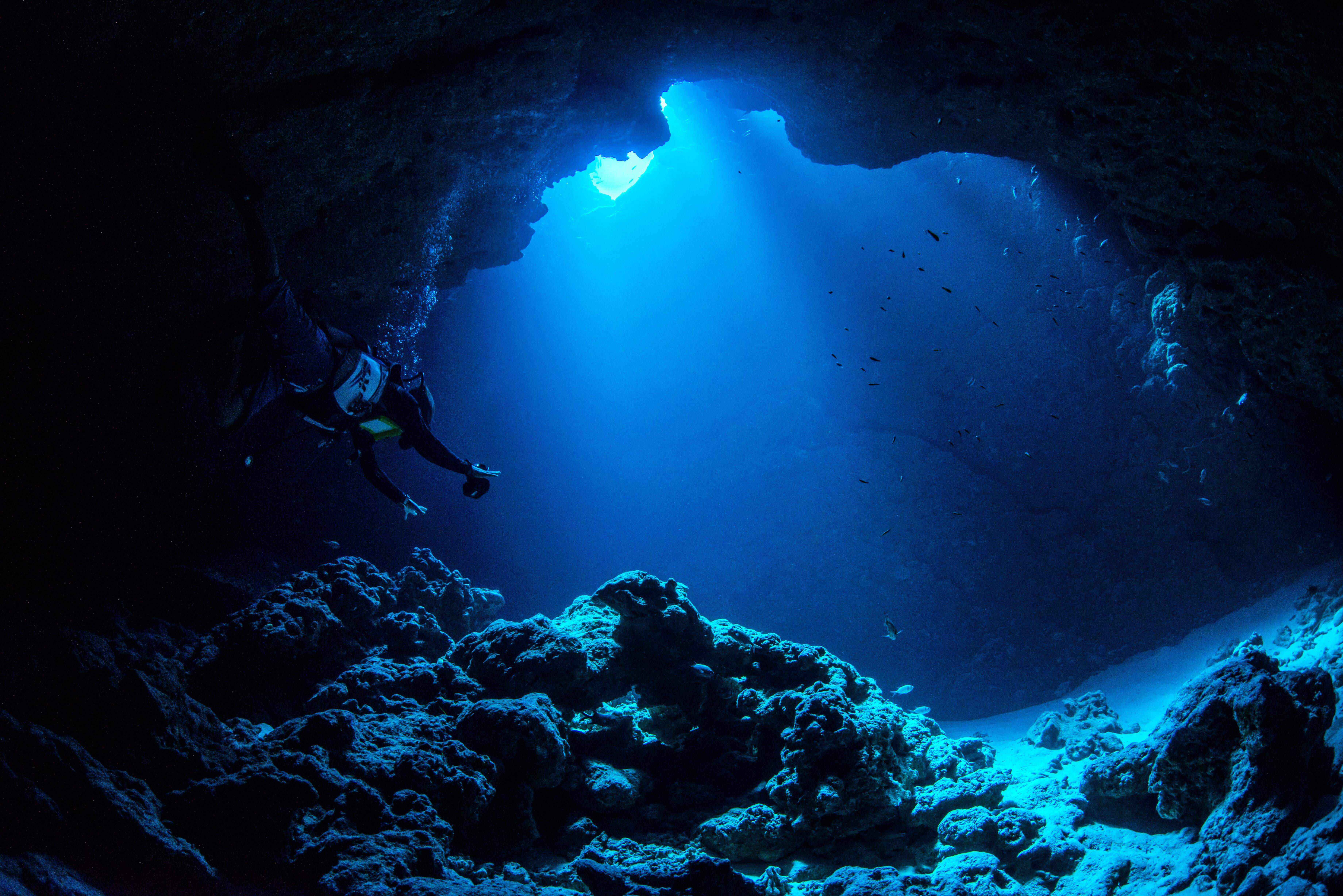 How The Mariana Trench Is Changing The Global Water Cycle