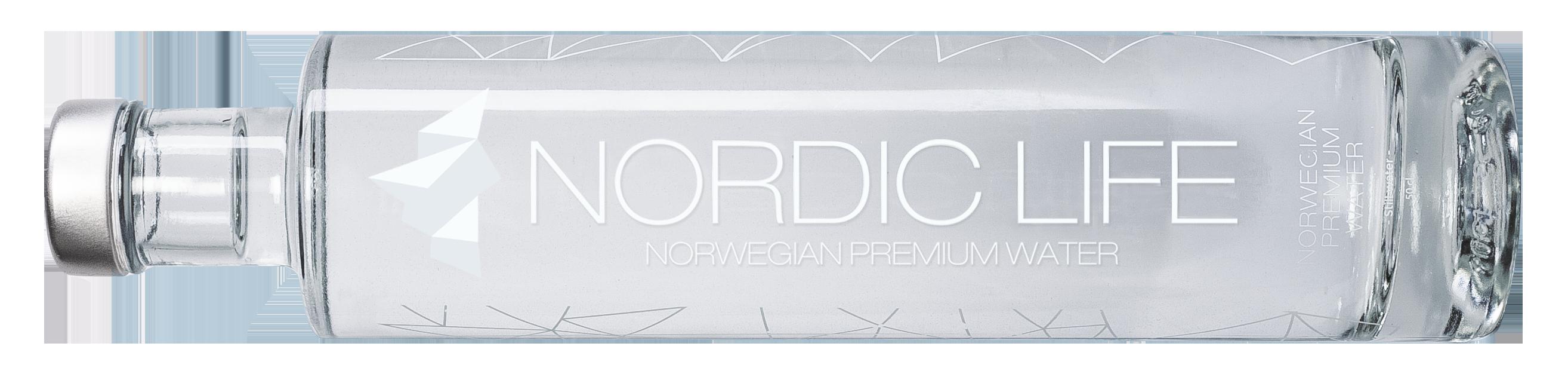 botella Nordic Life Horizontal