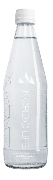 Sparkling water nordic